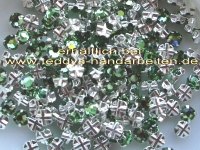 Roses Montees 53102-082-214 4mm peridot 10St.