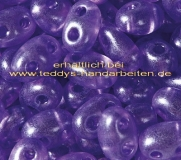 Twin Beads Presiosa 2,5x5mm 012-08328 15g crystall lilac