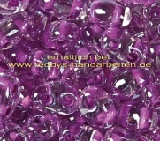 Twin Beads Presiosa 2,5x5mm 039-38628 15g crystall lilac